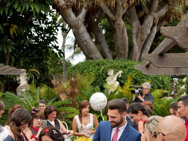La boda de Jorge y Marlene en Santa Cruz De Tenerife, Santa Cruz de Tenerife 55