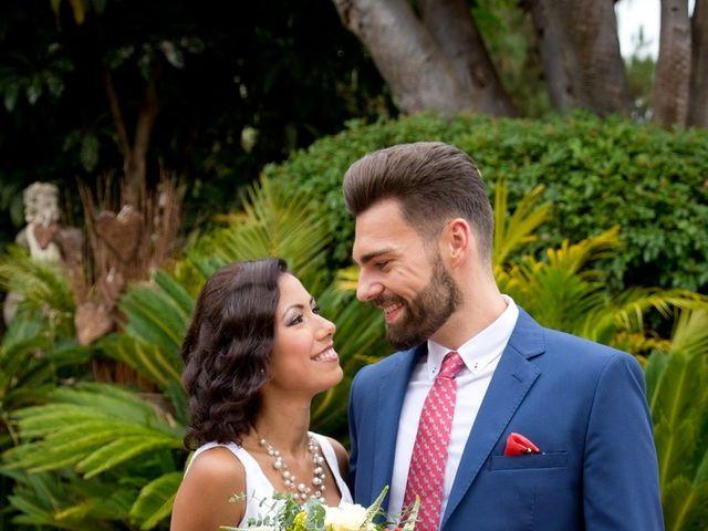 La boda de Jorge y Marlene en Santa Cruz De Tenerife, Santa Cruz de Tenerife 57