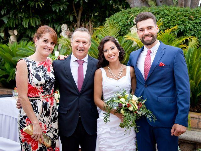 La boda de Jorge y Marlene en Santa Cruz De Tenerife, Santa Cruz de Tenerife 59