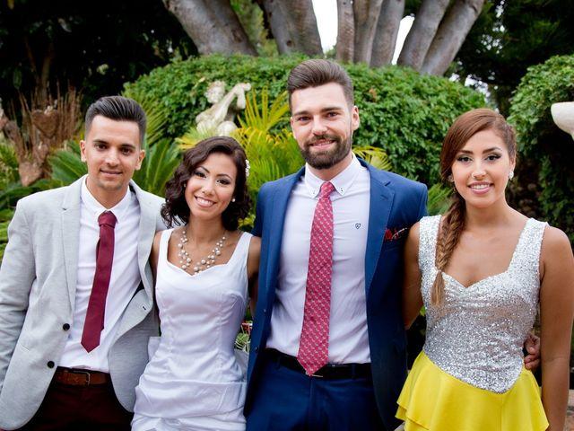 La boda de Jorge y Marlene en Santa Cruz De Tenerife, Santa Cruz de Tenerife 60