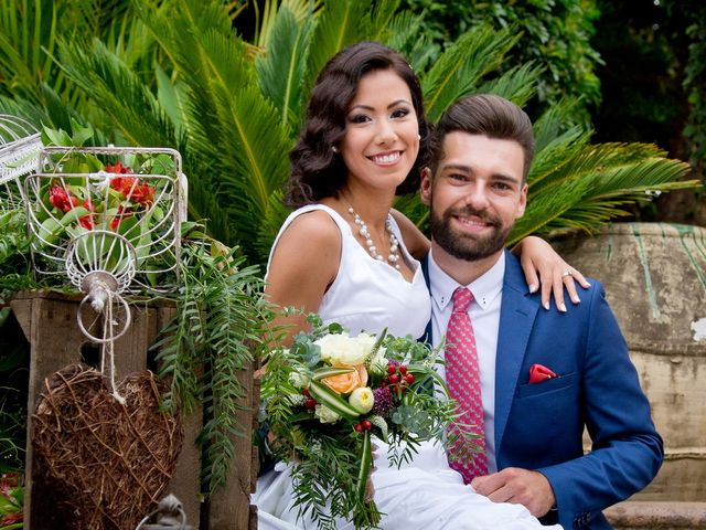 La boda de Marlene y Jorge