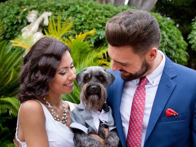 La boda de Jorge y Marlene en Santa Cruz De Tenerife, Santa Cruz de Tenerife 64