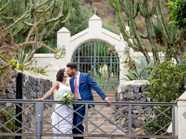 La boda de Jorge y Marlene en Santa Cruz De Tenerife, Santa Cruz de Tenerife 72