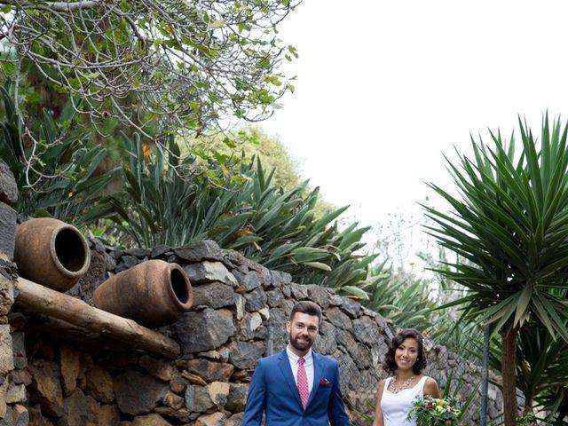 La boda de Jorge y Marlene en Santa Cruz De Tenerife, Santa Cruz de Tenerife 73