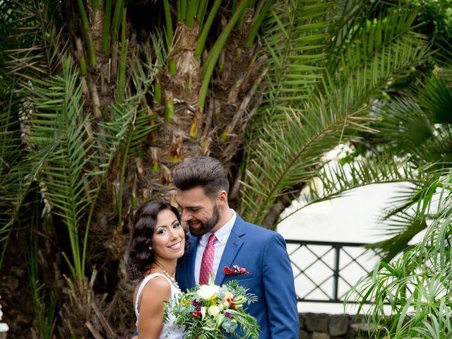 La boda de Jorge y Marlene en Santa Cruz De Tenerife, Santa Cruz de Tenerife 74