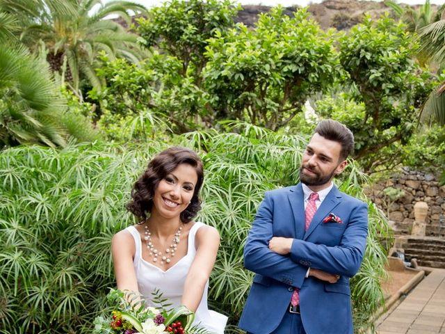 La boda de Jorge y Marlene en Santa Cruz De Tenerife, Santa Cruz de Tenerife 78