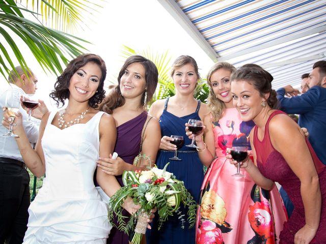 La boda de Jorge y Marlene en Santa Cruz De Tenerife, Santa Cruz de Tenerife 93
