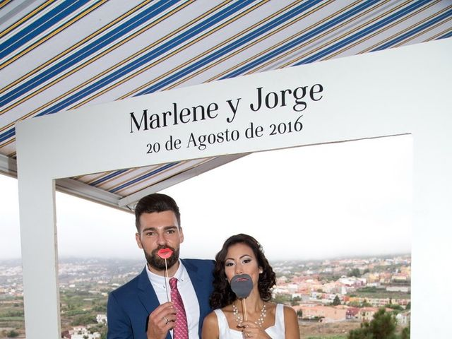 La boda de Jorge y Marlene en Santa Cruz De Tenerife, Santa Cruz de Tenerife 94