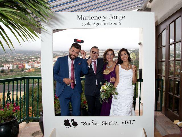 La boda de Jorge y Marlene en Santa Cruz De Tenerife, Santa Cruz de Tenerife 95