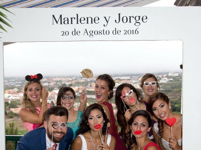 La boda de Jorge y Marlene en Santa Cruz De Tenerife, Santa Cruz de Tenerife 96