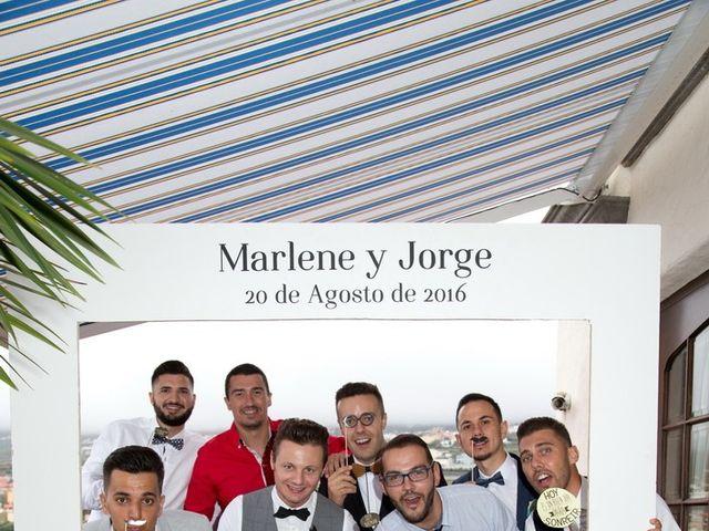 La boda de Jorge y Marlene en Santa Cruz De Tenerife, Santa Cruz de Tenerife 97