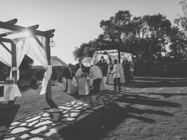 La boda de Sergio y María en Santa Maria De Sando, Salamanca 88