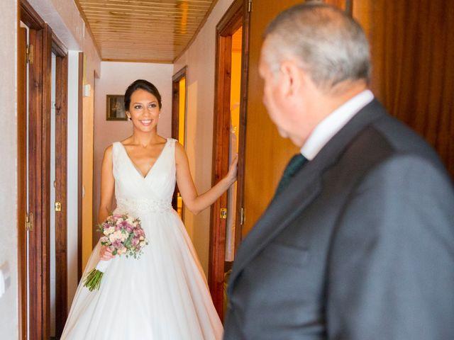 La boda de Raúl y Silvia en Navarredonda De Gredos, Ávila 14