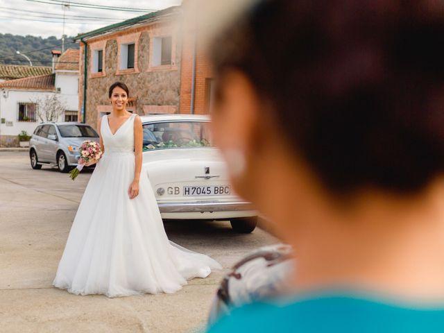 La boda de Raúl y Silvia en Navarredonda De Gredos, Ávila 18