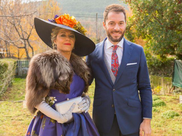 La boda de Raúl y Silvia en Navarredonda De Gredos, Ávila 21