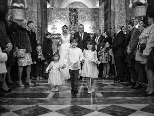 La boda de Raúl y Silvia en Navarredonda De Gredos, Ávila 31