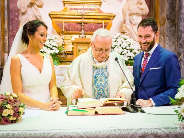 La boda de Raúl y Silvia en Navarredonda De Gredos, Ávila 35