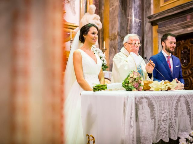 La boda de Raúl y Silvia en Navarredonda De Gredos, Ávila 37