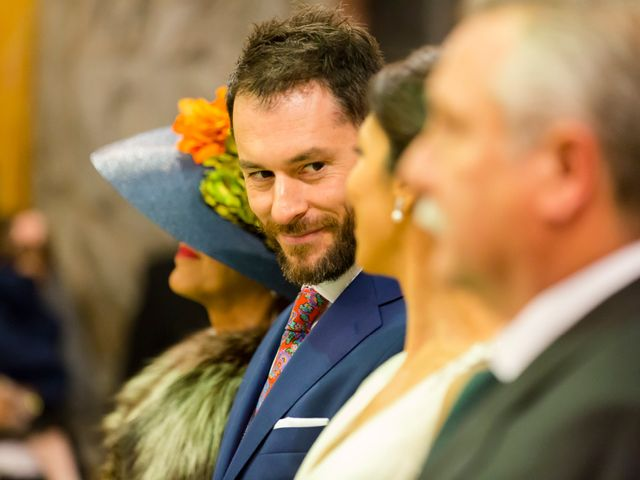 La boda de Raúl y Silvia en Navarredonda De Gredos, Ávila 38