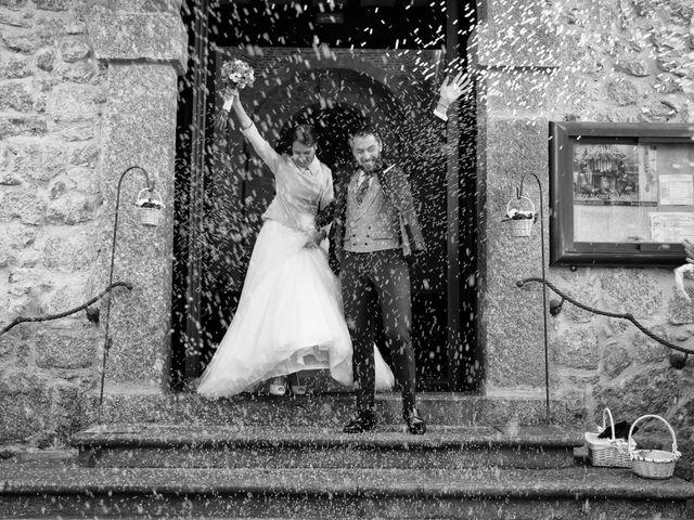 La boda de Raúl y Silvia en Navarredonda De Gredos, Ávila 43