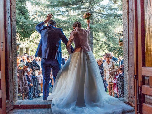 La boda de Raúl y Silvia en Navarredonda De Gredos, Ávila 44