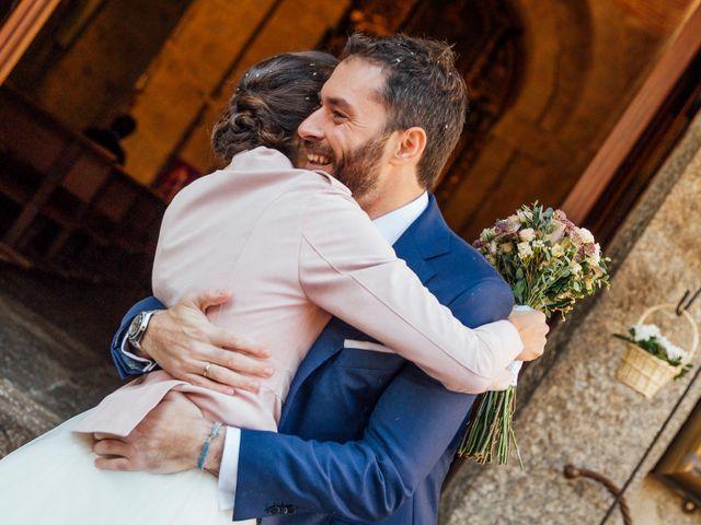 La boda de Raúl y Silvia en Navarredonda De Gredos, Ávila 45