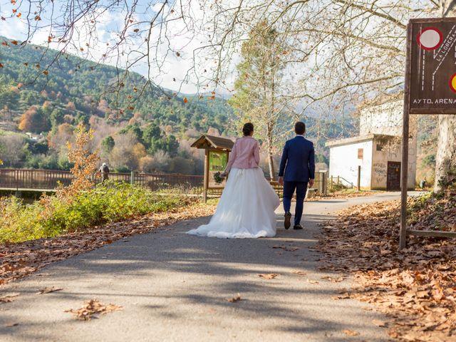 La boda de Raúl y Silvia en Navarredonda De Gredos, Ávila 50