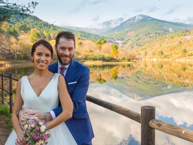 La boda de Raúl y Silvia en Navarredonda De Gredos, Ávila 55