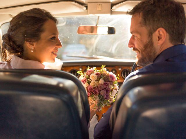 La boda de Raúl y Silvia en Navarredonda De Gredos, Ávila 61