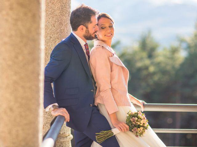 La boda de Raúl y Silvia en Navarredonda De Gredos, Ávila 64