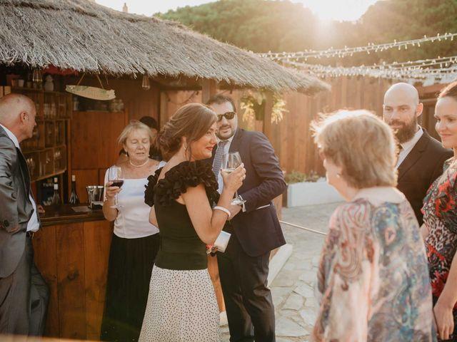 La boda de Juan Carlos y Clara en Blanes, Girona 61