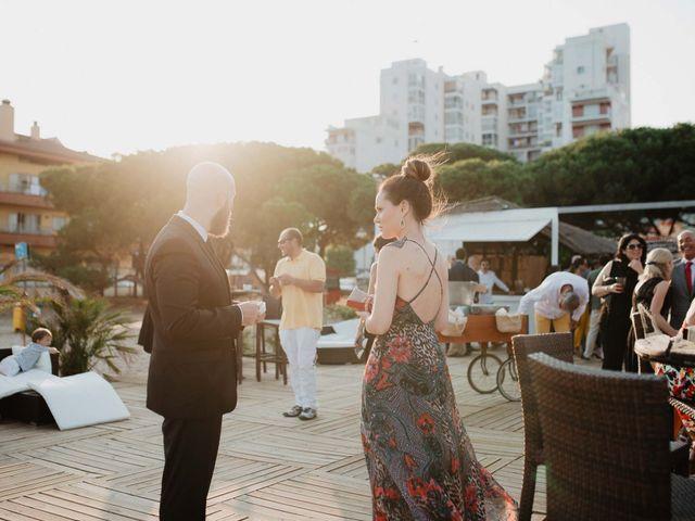 La boda de Juan Carlos y Clara en Blanes, Girona 64