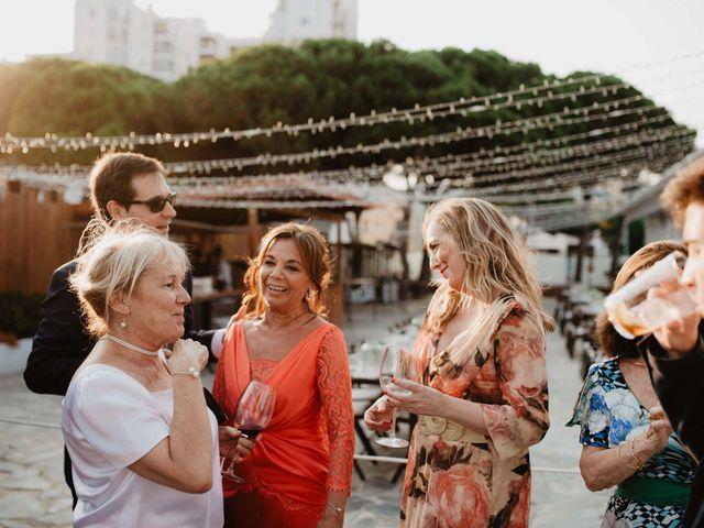 La boda de Juan Carlos y Clara en Blanes, Girona 67