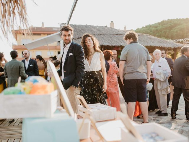La boda de Juan Carlos y Clara en Blanes, Girona 71