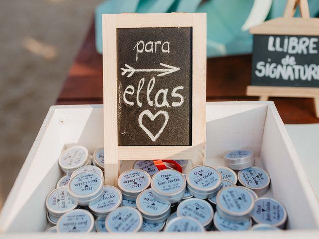 La boda de Juan Carlos y Clara en Blanes, Girona 72