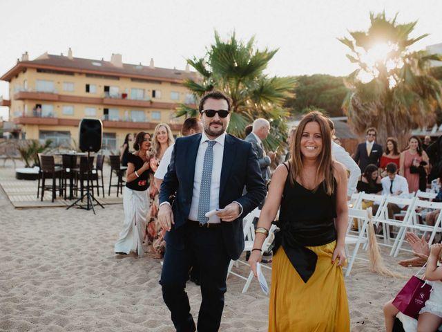 La boda de Juan Carlos y Clara en Blanes, Girona 89