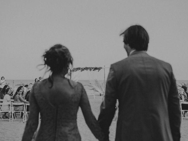 La boda de Juan Carlos y Clara en Blanes, Girona 92