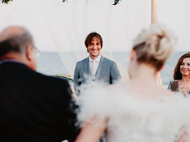 La boda de Juan Carlos y Clara en Blanes, Girona 101