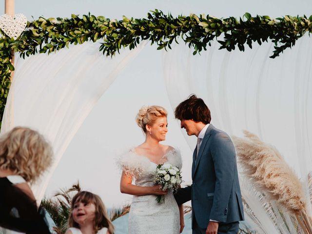 La boda de Juan Carlos y Clara en Blanes, Girona 103