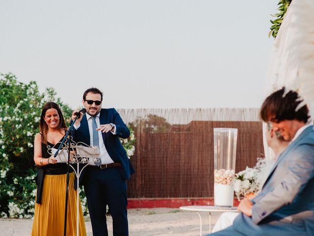 La boda de Juan Carlos y Clara en Blanes, Girona 107