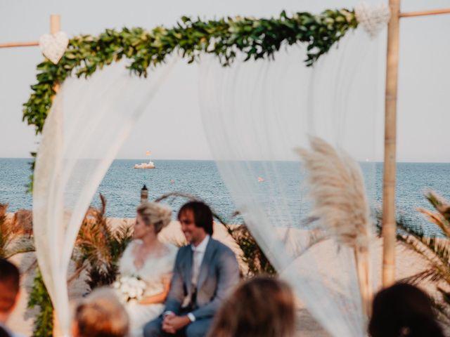 La boda de Juan Carlos y Clara en Blanes, Girona 108