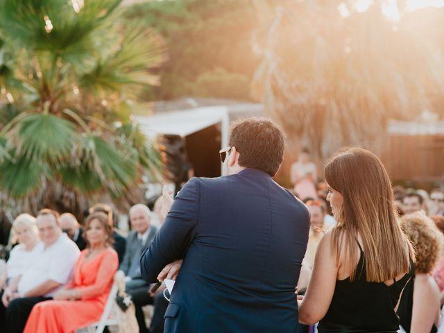 La boda de Juan Carlos y Clara en Blanes, Girona 111