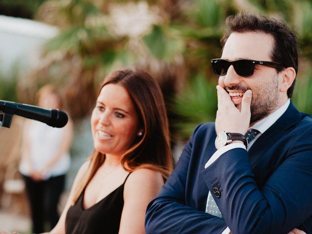 La boda de Juan Carlos y Clara en Blanes, Girona 113
