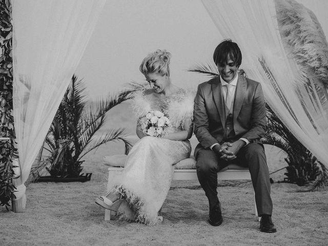 La boda de Juan Carlos y Clara en Blanes, Girona 118