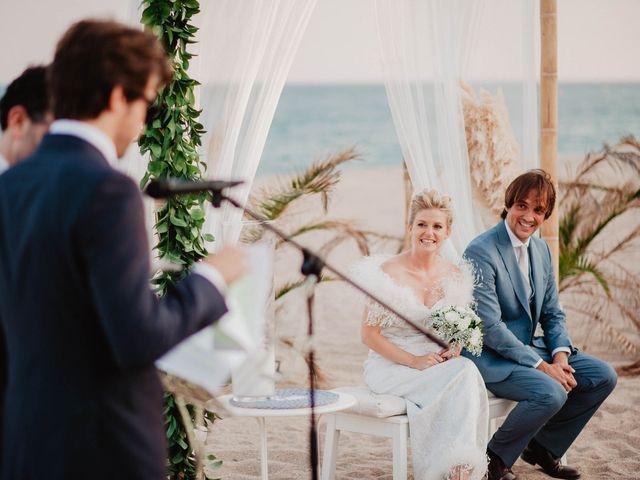 La boda de Juan Carlos y Clara en Blanes, Girona 125