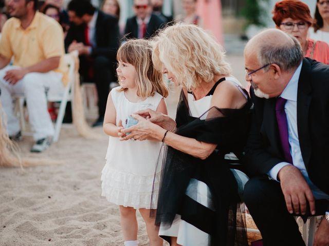 La boda de Juan Carlos y Clara en Blanes, Girona 133