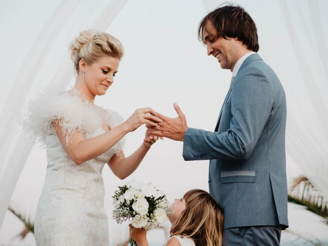 La boda de Juan Carlos y Clara en Blanes, Girona 144