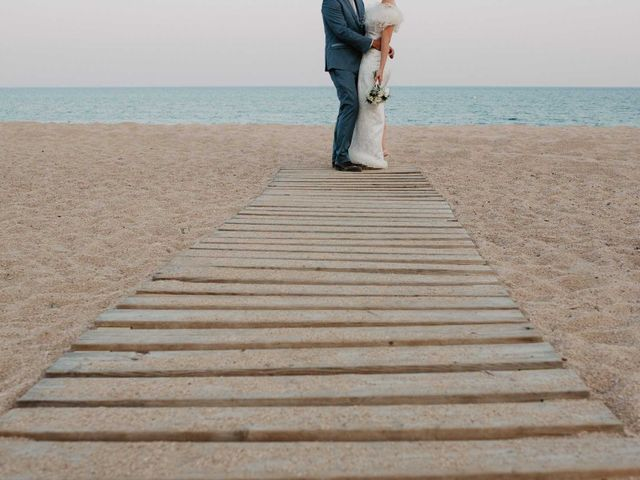 La boda de Juan Carlos y Clara en Blanes, Girona 162