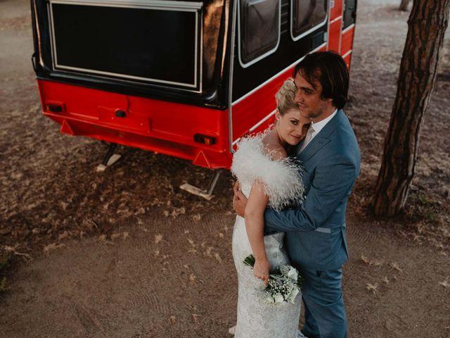 La boda de Juan Carlos y Clara en Blanes, Girona 169