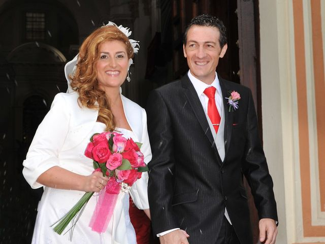La boda de María del Mar y Francisco Manuel en Huelva, Huelva 1